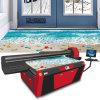 2,5 m * 1,2 m de gran formato Piezo acrílico LED UV de cama plana Plotter