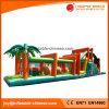 Im Freienkind-aufblasbarer Spielwaren-Dschungel-Hindernis-Spielplatz (T8-453)
