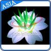 Décoration florale gonflable à fleurs avec éclairage LED pour mariage / fête / événement