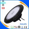 UFO 산업 가벼운 Philips 크리 사람 LED 높은 만 점화