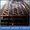 Sala de acero inoxidable personalizada decorativo divisor de Restaurante /