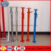 Échafaudage réglable galvanisé réglable enduit de couleur commerciale d'assurance Acrow Jack de support d'acier d'échafaudage de fournisseur de la Chine