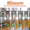Automatische Sonnenblumenöl-Füllmaschine und Dichtungs-Maschine