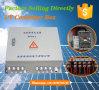 de los productos sistema de rejilla PV Cuerdas combinador Box