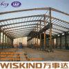 De Workshop van de Structuur van het staal voor Afrika met het Certificaat van ISO en SGS