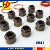 kit lleno de la junta del reacondicionamiento 6D24 para el recambio del motor diesel del excavador