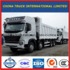 Verwendeter 375HP HOWO schwerer Kipper des HOWO Lastkraftwagens mit Kippvorrichtung