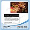 Carte en plastique de cadeau de la carte VIP d'impression de carte