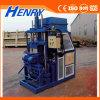 Hydraulische Aufbau-Maschinerie-Block-Maschine der Schwingung-Hr1-10, Lehm-Schmutz-Ziegeleimaschine