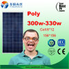 Горячая дешевая панель солнечных батарей 100W150W 200W 250W 300W Mono поли в штоке