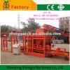 Machine de fabrication de brique Qtj4-26 concrète semi-automatique, bloc élevé de cavité de rendement faisant la machine à partir de l'usine Manufacturier de Shengya