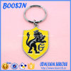 Custom Promotional Metal Badge Keychain para atacado