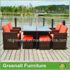 Горячее Sale Square Table Dining Set для Outdoor