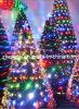 光ファイバーのクリスマスツリー(ZJ6026)