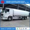 판매를 위한 Sniotruk HOWO 6X4 20000L-25000L 연료 탱크 트럭