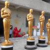 هوليوود ب احتفل زخرفة أوسكار مكافأة تمثال يستعمل في ب احتفل حزب [دك]