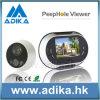 Visionneuse grande-angulaire de Peephole d'écran de 3.5 pouces avec la fonction de sonnette (ADK-T109)