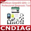 Oemscan Greends Gds+ 3 Berufsdiagnosehilfsmittel-Onlineaktualisierungsvorgang