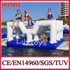 Caldo! ! La Cina Factory Price Inflatable Water Games, Inflatable Water Toys Floating Toys da vendere (J-acqua toys-02)