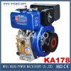 De Dieselmotor van de macht 8HP