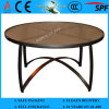 3-19mm Tempered Glass Dining Table com EN12150-1 & AS/NZS2208: 1996