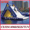 Caldo! ! PVC Inflatable Aqua Slide, Inflatable Floating Water Slide di 0.9mm per Lake (J-acqua toys-04)
