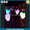 주문품 Wedding, Event, Club, Party, Sale를 위한 LED Light를 가진 Valentine의 Day Decoration Inflatable Hearts Balloon