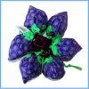 Sacchetti riutilizzabili d'acquisto del sacchetto di modo di acquisto dei sacchetti di figura riutilizzabile pieghevole dell'uva