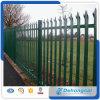 Frontière de sécurité ornementale résidentielle en métal de qualité