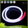 Nuovo bianco decorativo d'emissione ascendente della striscia dell'indicatore luminoso al neon di natale LED