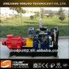 Pompe à eau agricole diesel à plusieurs étages d'irrigation de 6 pouces