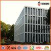 Nouveau Prodcut Weahterproof panneau en aluminium argenté durable de façade de 2015 (AF-408)
