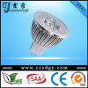 9W 12V gelijkstroom Cool White MR16 LED Spotlight