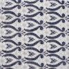 Tissu africain de lacet de polyester chimique chaud de la vente 2016