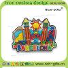 Souvenir respectueux de l'environnement personnalisé Barcelone (RC-ES) d'aimants de réfrigérateur de décoration promotionnelle de cadeaux