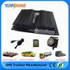 Perseguidor elevado Vt1000 do GPS do veículo da monitoração de temperatura de Quanlity