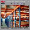 Tormento de múltiples capas del entresuelo del almacén de la estructura de acero
