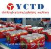 Máquina da película de embalagem do PE da cerveja (YCTD-YCBS80)