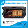 Androide 4.0 Car DVD para Chevrolet Captiva 2008-2010 con la zona Pop 3G/WiFi BT 20 Disc Playing del chipset 3 del GPS A8