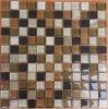 Mosaico di pietra di vetro della miscela