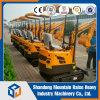Certificazione del Ce un mini escavatore da 0.8 tonnellate