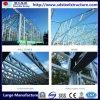 Canal de acero de marco de acero Estructura Almacén