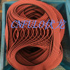 Courroie enduite, couleur rouge, T5-1900