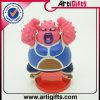 Kundenspezifische Spielzeug-Vorgangs-Abbildungen der vollen Karikatur-3D heiße