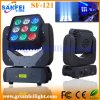 DEL Moving Head 9PCS*10W Night Club Matrix Light