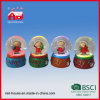 Изготовленный на заказ Souvenir Snow Globes Round Glass Waterball с СИД Lights