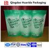 Мешок оптовой пластичной Resealable фольги упаковывая для чая, упаковки кофеего
