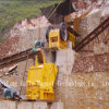 Linha de fatura agregada artificial do T/H da capacidade 50-500 planta de esmagamento de pedra
