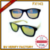 Occhiali da sole di bambù polarizzati Handmade di ultima alta qualità Fx29