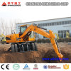 Excavador compacto de las ventas 12ton del excavador pequeño para la venta
